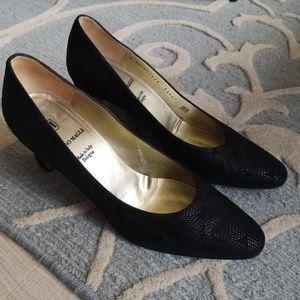 Black Bruno Magli High-Heels